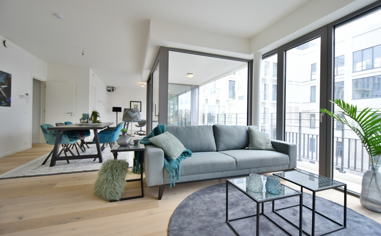 casa nova, exclusief appartement gent, blue monday, menza, koen schepens, barbara bassens, design interieur