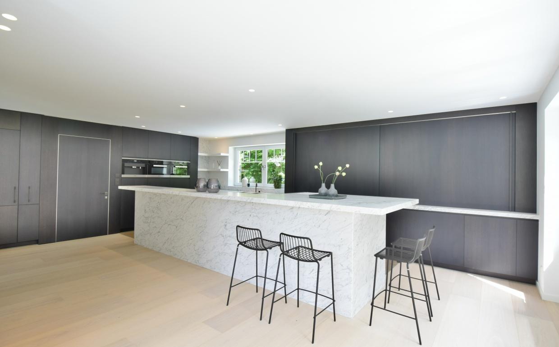 design keuken, nolita, pedrali, marmeren blad keuken, style your house,